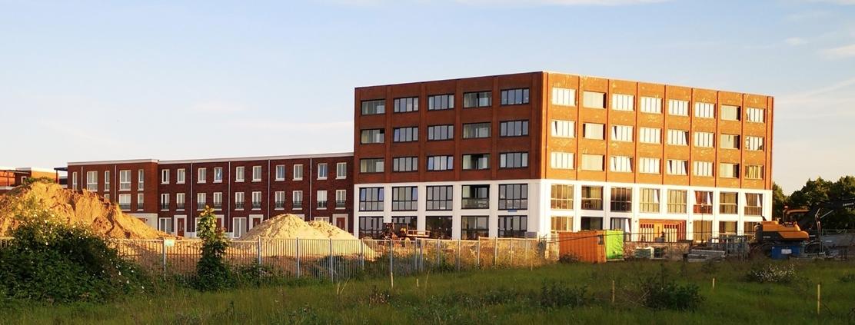 Eerste KlasseWonen-project in Nijmegen (bovenste bouwlaag)