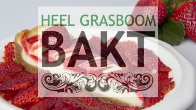 Heel Grasboom bakt – 24 november